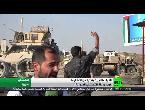 شاهد الجيش الأميركي ينتشر في قاعدة هيمو غرب القامشلي