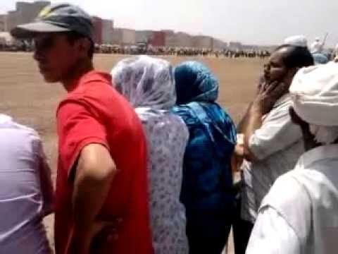 تحرش الرجال بالنساء في المغرب