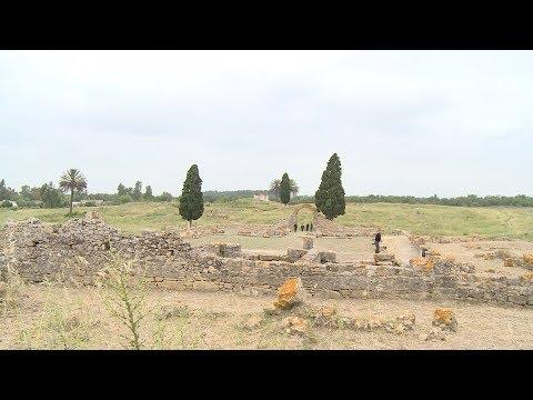 موقع بناصا الأثري في منطقة الغرب