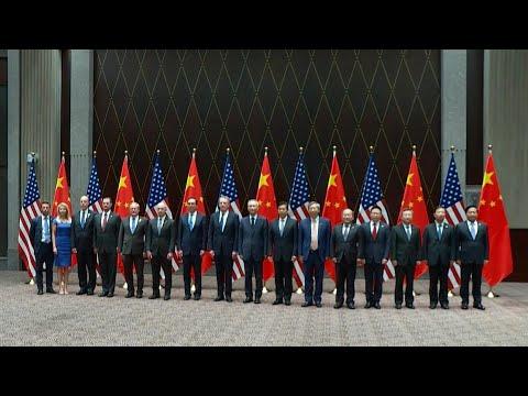 شاهد بكين تعلن عن جولة جديدة من المحادثات التجارية مع واشنطن
