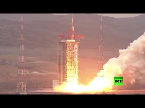 الصين تطلق قمرًا صناعيًا إلى الفضاء لرصد الكرة الأرضية