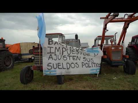 إضراب المزارعين في الأرجنتين بسبب المحصول الرئيسي في البلاد