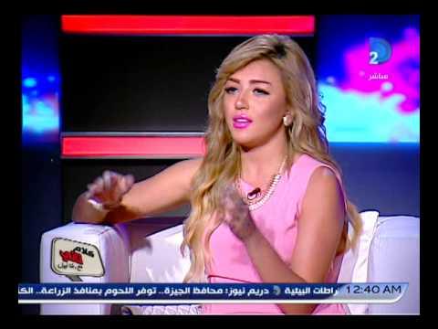 سارة سلامة تبرر أرتدائها الهوت شورت فى مسلسل ابن حلال