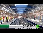 القطار الكهربائي في مصر مشروع قيد الإنجاز