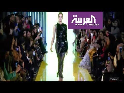 المصمم اللبناني رامي قاضي يعرض مجموعته الجديدة في دبي