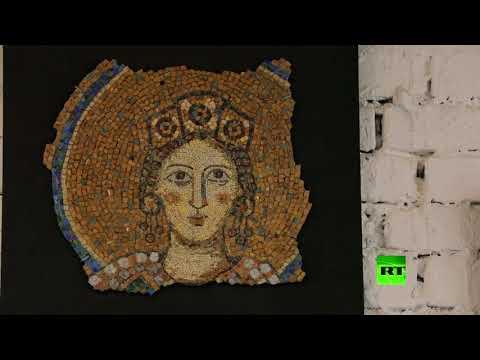 شاهد خفايا فسيفساء الرومان من أقدم الفنون التشكيلية