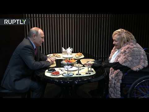 شاهد وفاة الممثلة والمخرجة السوفيتيية الروسية غالينا فولتشيك