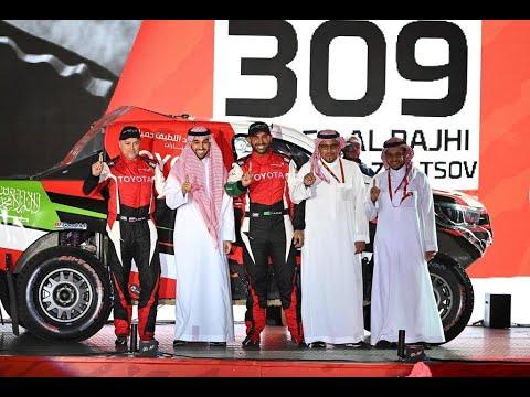 شاهد انطلاق رالي داكار في السعودية للمرة الأولى بمشاركة 351 سائقًا