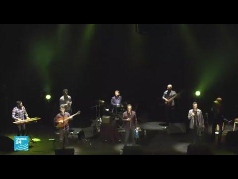 شاهد أمزيك فرقة موسيقية تثير الإعجاب في الجزائر