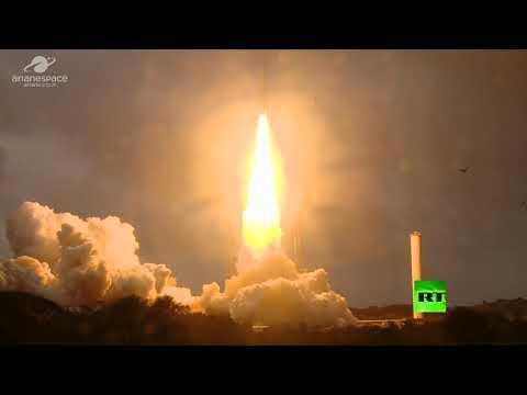 شاهد أول إطلاق من مطار كورو الفضائي عام 2020