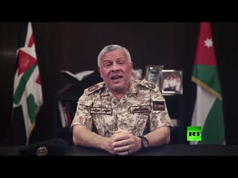 العاهل الأردني يُطالب المواطنين بعدم التنقل لمنع انتشار كورونا