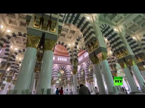 السعودية تفتح أبواب المسجد النبوي أمام المصلين بعد إغلاق استمر 74 يومًا