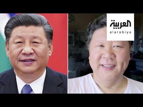 شاهد حجب حساب مغني صيني لأنه يشبه الرئيس