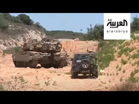 شاهد إسرائيل تنشر المزيد من بطاريات القبة الحديدية على حدودها مع لبنان