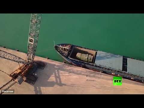 شاهد روسيا تُرسل الهيكل الخاص بأول وحدة طاقة في محطة أكربو النووية التركيةشاهد روسيا تُرسل الهيكل الخاص بأول وحدة طاقة في محطة أكربو النووية التركية