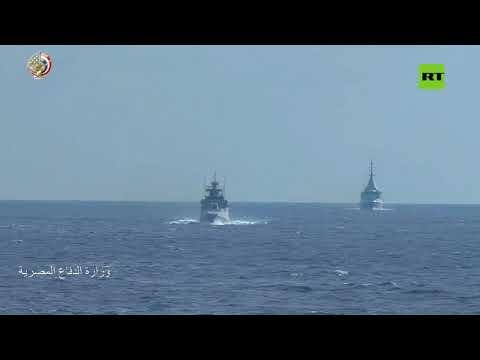 شاهد مناورات جسر الصداقة 3 العسكرية المصرية الروسية المشتركة