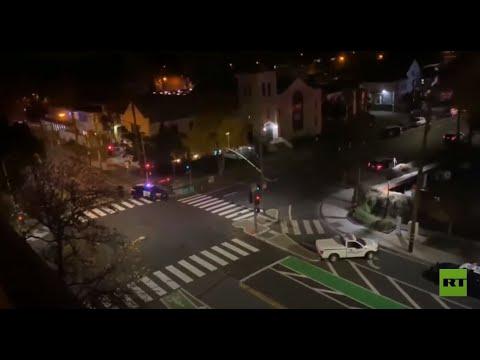 شاهد قتلى في عملية طعن داخل كنيسة في كاليفورنيا
