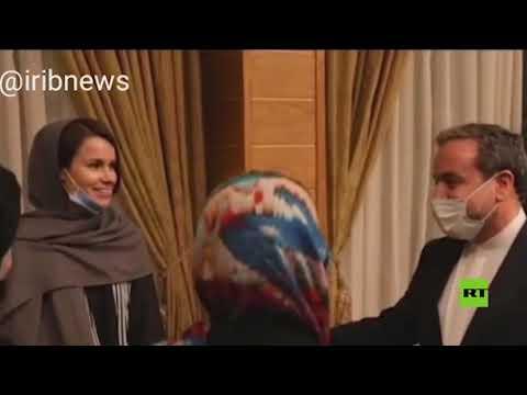 شاهد فيديو جديد لمغادرة المواطنة الأسترالية البريطانية إيران بعد الإفراج عنها